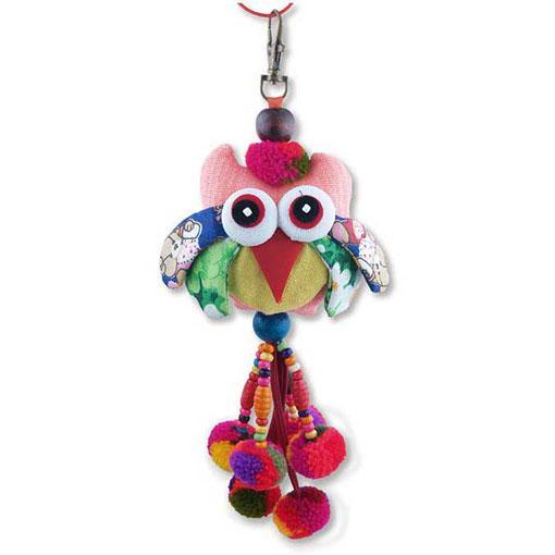 Owl Bag Accessory 5pk