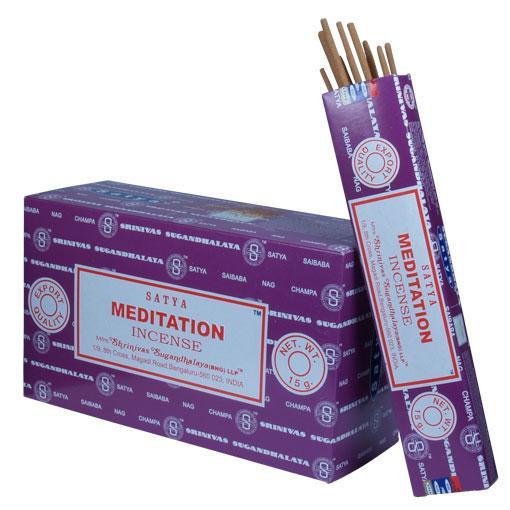Satya Meditation 12 x 15 gram
