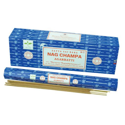 Nag-Champa Garden Incense 6 Pack