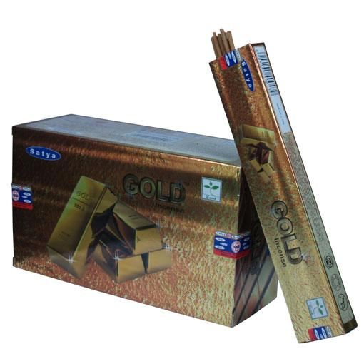 Satya Gold 12 x 15 gram