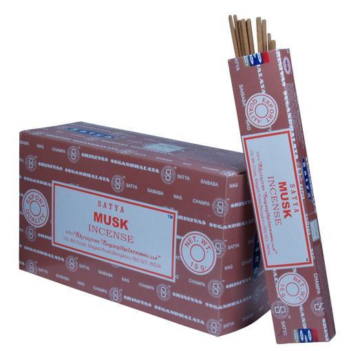 Satya Musk 12 x 15 gram