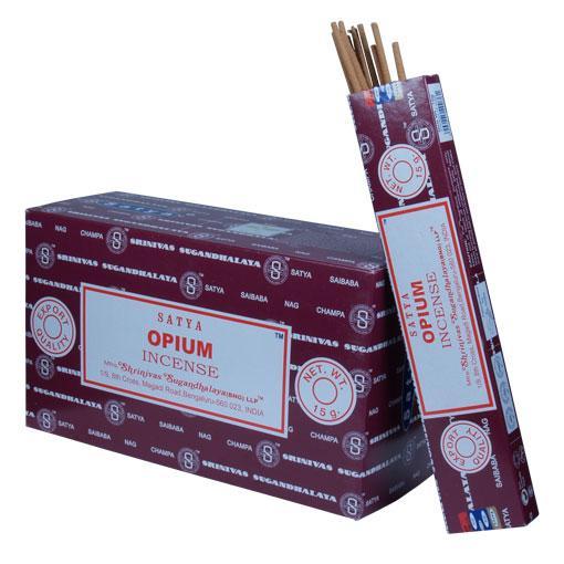 Satya Opium 12 x 15 gram