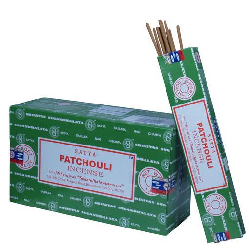 Satya Patchouli 12 x 15 gram