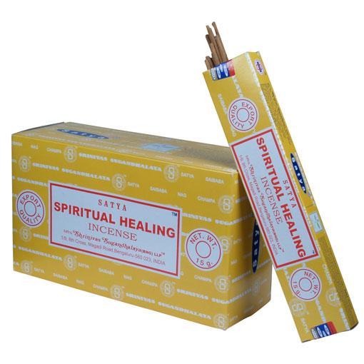 Satya Spiritual healing 12 x 15 gram - Elanora Australia