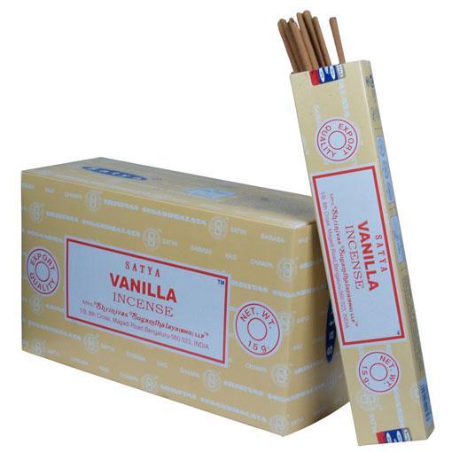 Satya Vanilla 12 x 15 gram