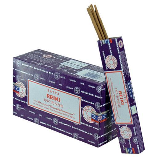 Satya Reiki 12 x 15 gram