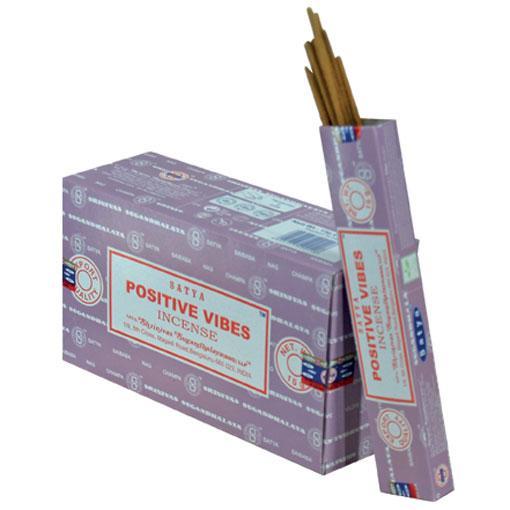 Satya Postive Vibes 12 x 15 grams