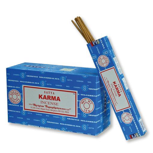 Satya Karma 12 X 15 Gram - Elanora Australia