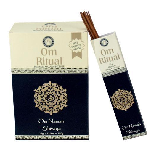 Om Ritual Masala Incense 12 x 15 gram