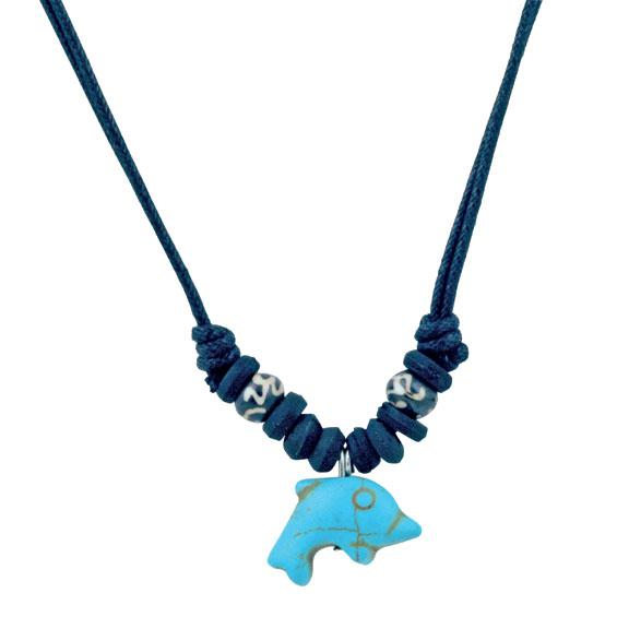 Dolphin Necklace 10pk