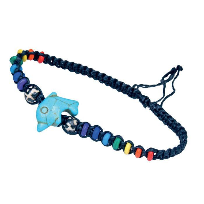 Rainbow Dolphin Bracelet