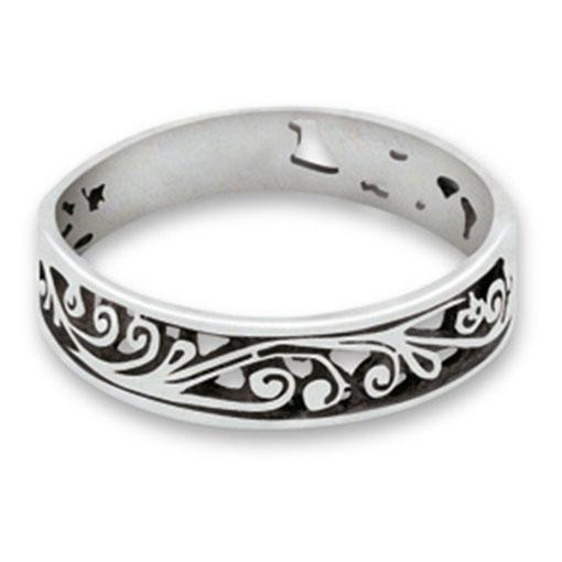 Filigree Ring