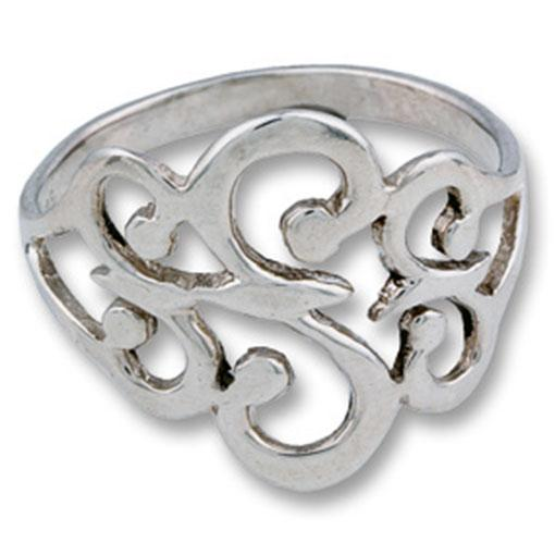 Ornate Filigree Ring