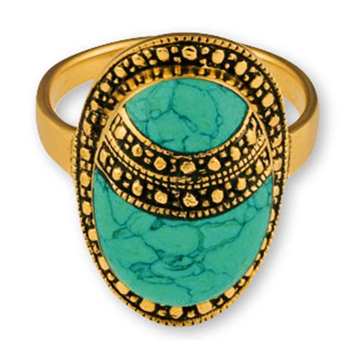 Gypsy Gold Rings
