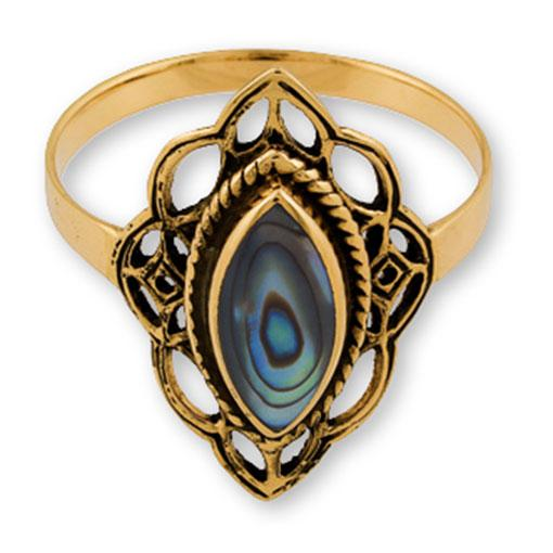 Gypsy Gold Ring