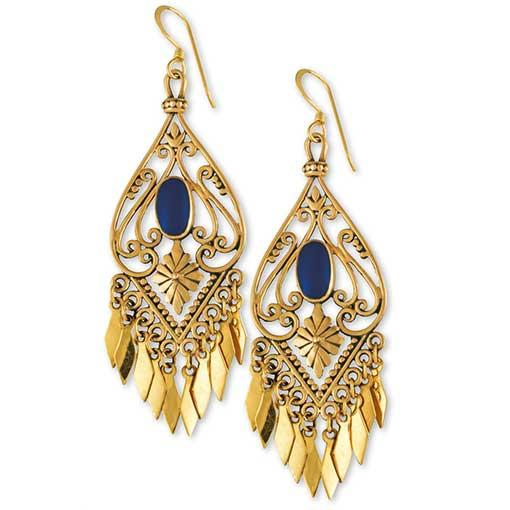 Gypsy Gold Earrings