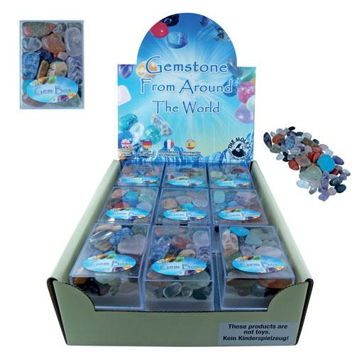 Crystal Collection Display 9 Packs