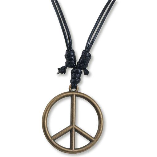 Peace Necklace - 10 pack