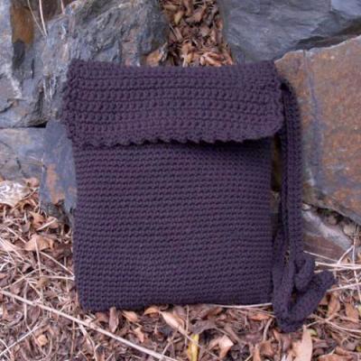 'Jane' Crochet bag