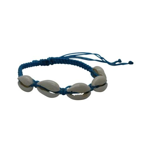 Cowrie Shell Wristband 10 Pack