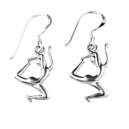 Kneeling Bow Earrings