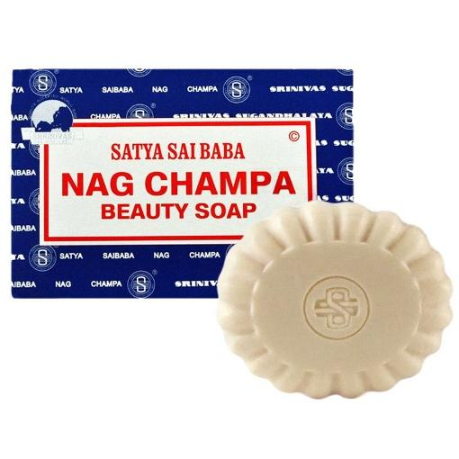 Nag Champa Soap 75g 12 pk- Retailer Display Box