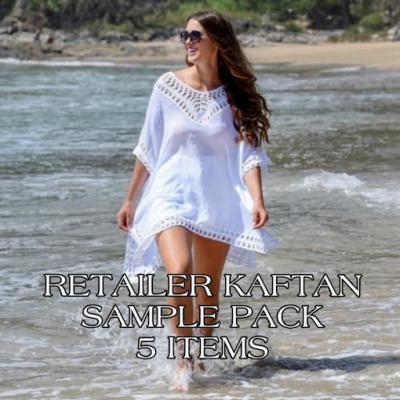 Ladies Retail Kaftan Sample Pack - 5 Items