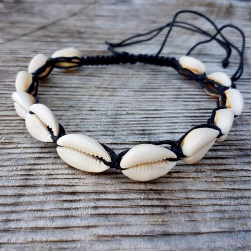 Cowrie Shell Necklace/Choker 3 Pack- NEW