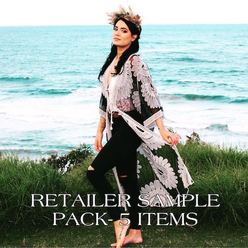 Ladies Retail Sample Pack 5 Items - Limited Time