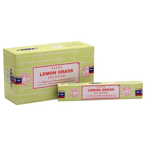 Satya Lemongrass 12 x 15 gram - NEW