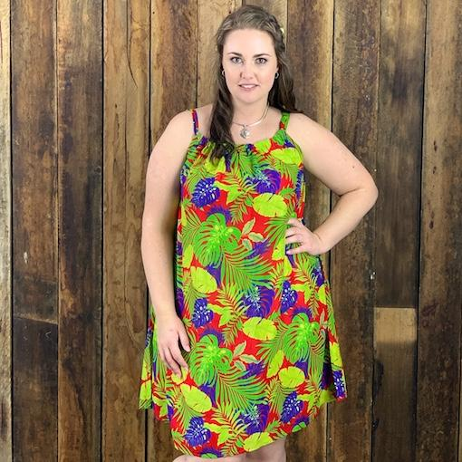 Tropical Tahlia Dress- NEW