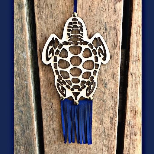 Turtle Dream Catcher 3pk