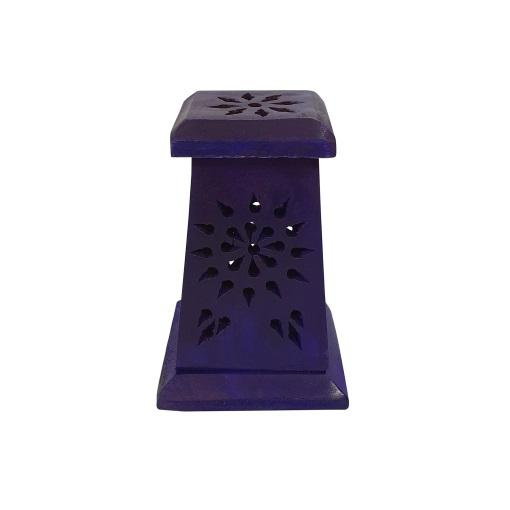 Purple Cone Holder 10 cm