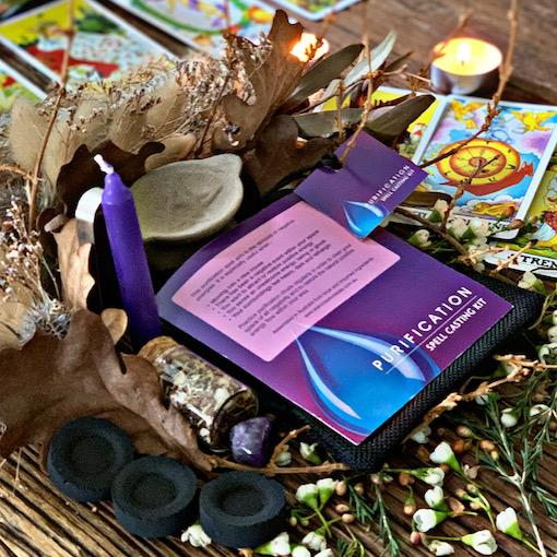 Spell Casting Kit - Purification