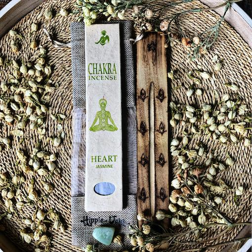 Heart Chakra Incense Gift Pack