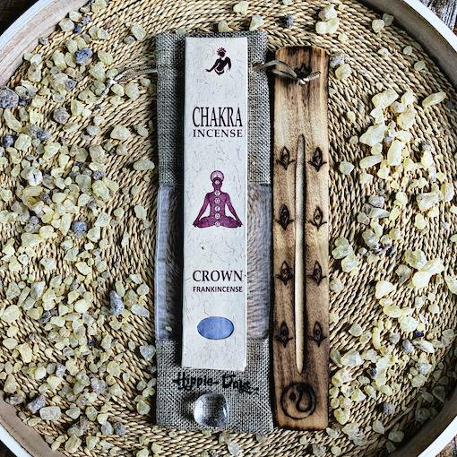 Crown Chakra Incense Gift Pack
