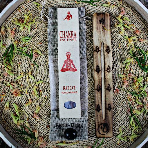 Root Chakra Incense Gift Pack