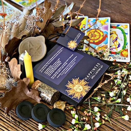 Spell Casting Kit - Happiness