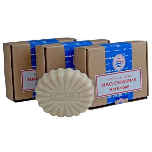 Nag Champa Soap 75g 4 pk