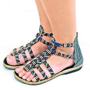 Midnight Sandals