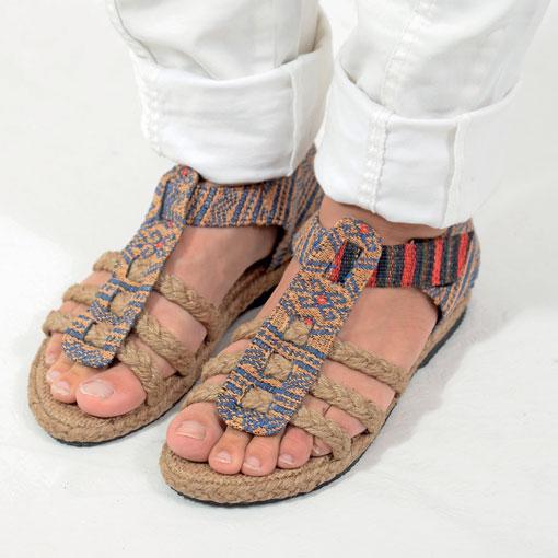 Driftwood Sandals