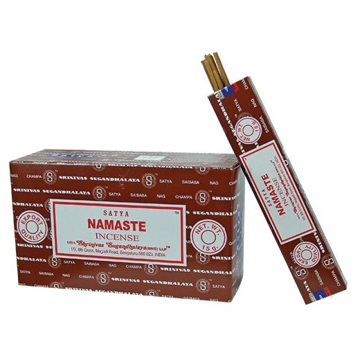 Satya Namaste 12 x 15 gram