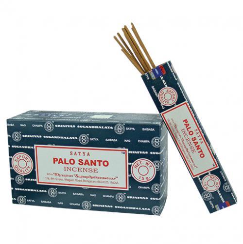 Satya Palo Santo 12 X 15 Gram