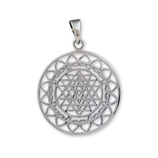 Sacred Geometry Pendant