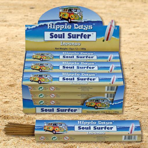 Soul Surfer Incense 12 X 15 Gram - Elanora Australia