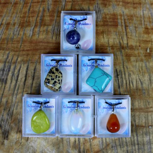 Crystal Pendants 30 Pieces