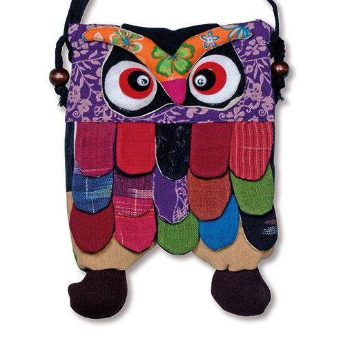 Owl Bag - Small