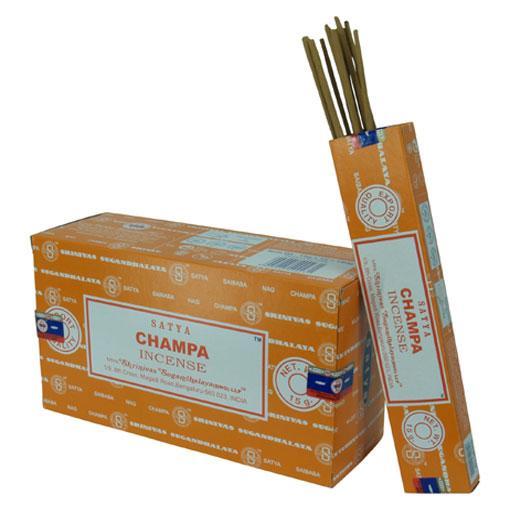 Satya Champa 12 x 15 gram