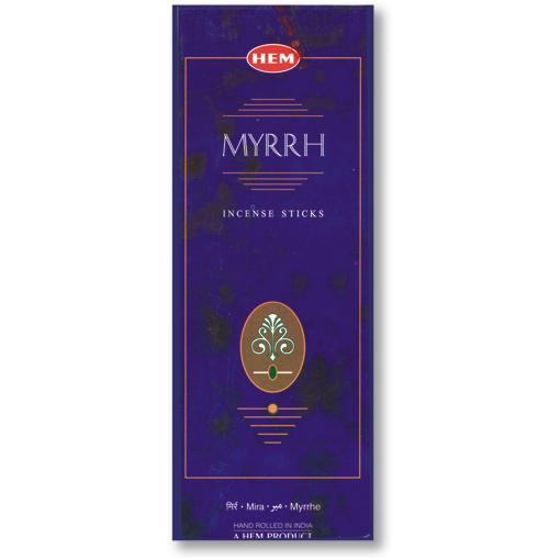Myrrh Hem Hex