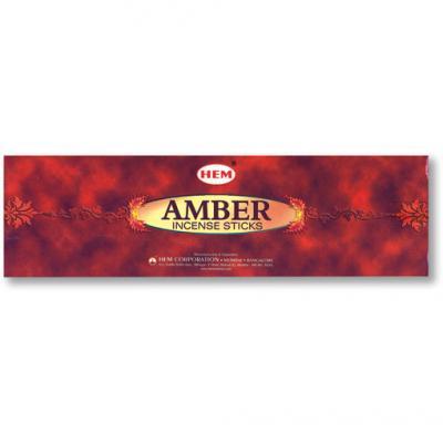 Amber Hem Hex